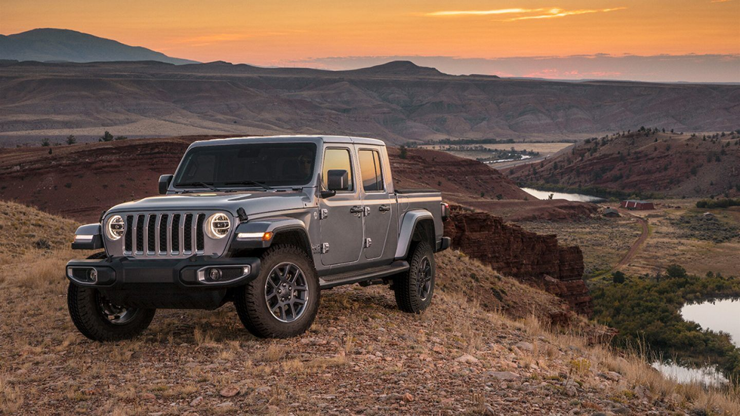 2021 jeep® gladiator gets even stronger with new ecodiesel